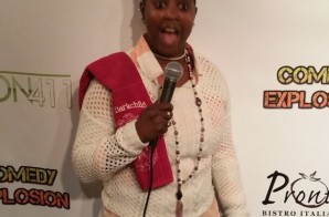"Ms. Darkchild ""The Princess of Comedy"" (Video)"