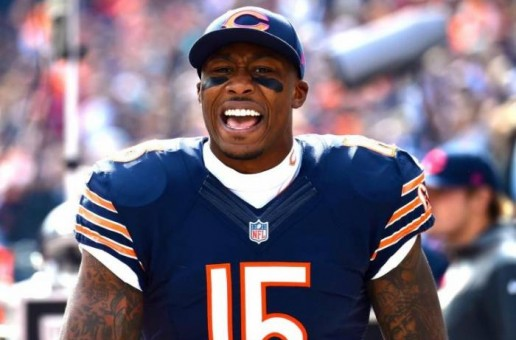 Fight Night: Bears' Brandon Marshall Offers Twitter Troll $25K To Fight Him