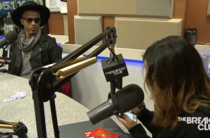 August Alsina Talks Life After His Coma, Missing His Brother, Touring w/ Usher & More! (Video)