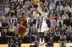Trouble In The Land?: Utah Jazz Star Gordon Hayward Hits A Big Game-Winner To Beat The Cleveland Cavs (Video)