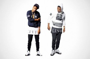 Civil Clothing Releases Men's Holiday Lookbook With King Los