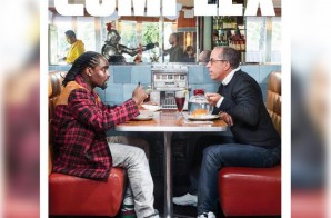 Wale & Jerry Seinfeld Cover Complex Magazine's Dec 2014/Jan 2015 Issue!