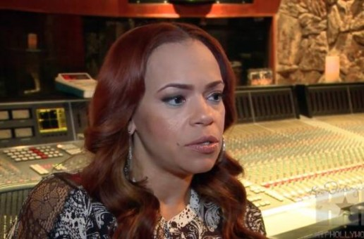 Faith Evans Talks Duets Album Titled 'The King And I' with The Notorious B.I.G. (Video)