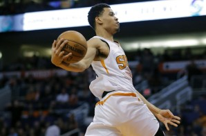 Phoenix Suns Star Gerald Green Drives Baseline & Finishes With A Nice Dunk (Video)
