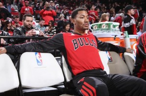 Rose Thorns: Bulls Star Derrick Rose Explains He Sits Out Games So He Won't Be Sore At His Son's Graduation