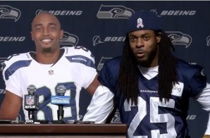 Richard Sherman And Doug Baldwin Take On NFL Hypocrisy (Video)