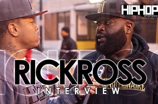 Rick Ross Defines 'Hood Billionaire', Talks His New Movie, 'Self Made Vol. 4′ & Takes 2 Kids On A Ride They Will Never Forget With HHS1987 (Video)