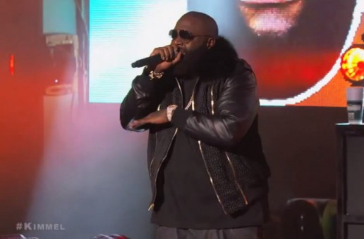 "Rick Ross Performs ""If They Knew"" On Jimmy Kimmel Live (Video)"