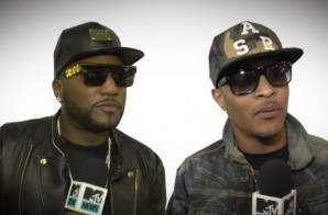 T.I. & Jeezy Confirm 'Dope Boy Academy' Joint LP In The Works (Video)