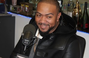 Timbaland Joins The Breakfast Club To Talk Lifetime's Aaliyah Biopic, His New Artist Tink & More! (Video)
