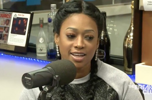Trina Confirms Her & French Montana Were Just Friends & More On The Breakfast Club (Video)