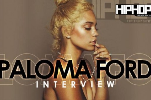 """Paloma Ford Talks Her Upcoming Project """"Nearly Civilized"""", Meek Mill, Tupac & More With HHS1987"""