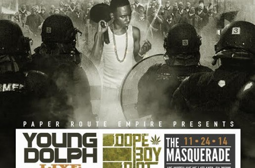 "Paper Route Empire Presents: Young Dolph – ""Dope Boy Riot"" Live At Masquerade In Atlanta (11-24-14)"