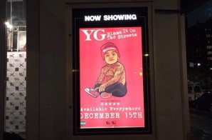 "YG Sits Down With Elliott Wilson For His ""Blame It On The Streets"" NYC Screening"