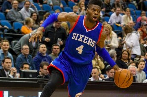 One In A Million: The Philadelphia 76ers Get Their First Win Of The 2014-15 NBA Season