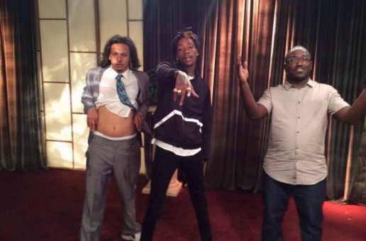 Wiz Khalifa On The Eric Andre Show (Video)