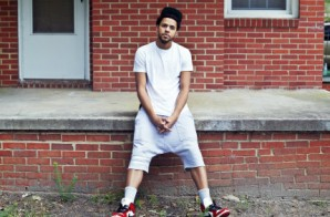 J. Cole Headed To Philly To Sign A Fan's CD (Photos)