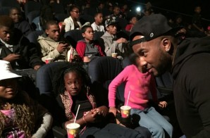 Jeezy Treats Kids To 'Annie' & Hands Out Toys