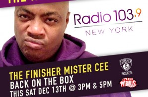 Mister Cee Joins New York's Radio 103.9