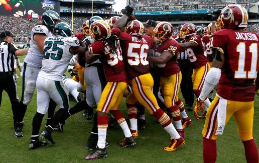 NFL Saturday Special: Philadelphia Eagles vs. Washington Redskins (Predictions)