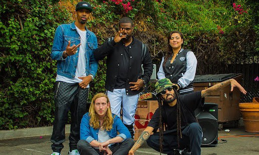 RAW Cypher Part 4 Ft. Asher Roth, King Chip, Chevy Woods And $kinny (Video)