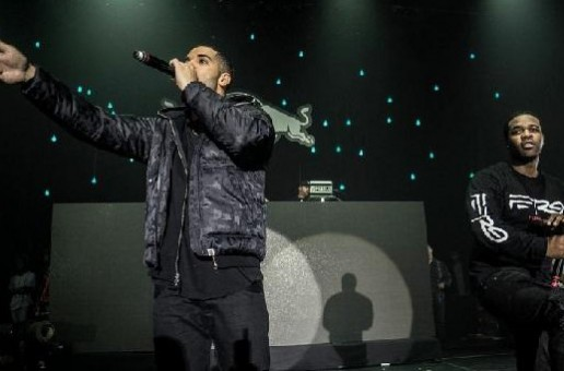 Watch As A$AP Mob Gets Joined By Drake At Hollywood's Palladium! (Video)