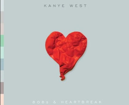 Kanye West's '808's & Heartbreak' Accoladed As The Most Groundbreaking Album Of All Time
