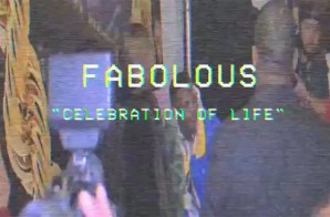 """Fabolous – A """"Celebration Of Life"""": Bday 90s Party (Video) (Filmed By Gerald Victor)"""