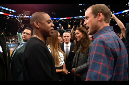 Jay Z and Beyonce Welcome the Duke and Duchess of Cambridge to Brooklyn (Video)