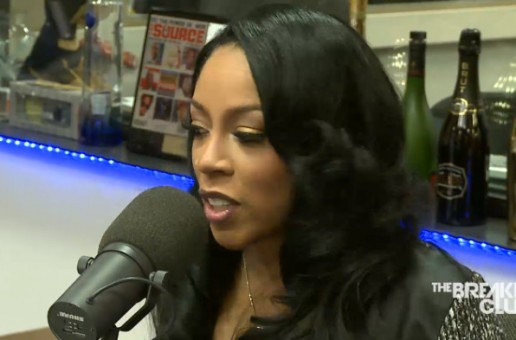 K. Michelle Talks Idris Elba, Meek Mill Inspiring Her Album Title & More w/ The Breakfast Club! (Video)