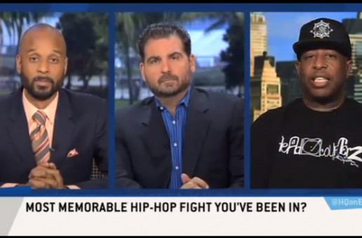 "DJ Premier Joins Dan Le Batard & Bomani Jones On ESPN's ""Highly Questionable"" (Video)"