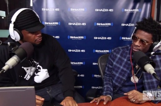 Rich Homie Quan Talks Dealing w/ Family Issues, Rich Gang & More on Sway In The Morning! (Video)