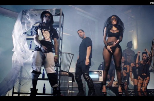 Nicki Minaj x Drake x Lil Wayne x Chris Brown – Only (Video)