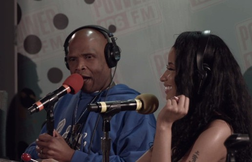 Nicki Minaj Talks Relationship w/ Meek Mill On Big Boy's Neighborhood! (Video)