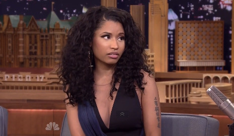 Nicki Minaj – Bed Of Lies (Live On Fallon) (Video)