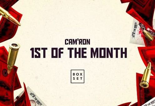 Cam'ron Releases '1st of the Month' Box Set!