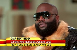 Rick Ross Reveals His Weight Loss Method In An Exclusive Interview With Good Morning America (Video)