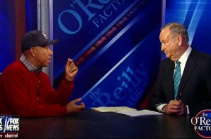 Russell Simmons Gives Bill O'Reilly A Lesson On Black Stereotypes! (Video)