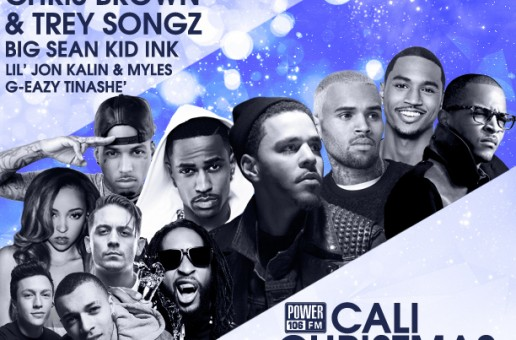 Power 106 Cali Christmas (Live Stream)