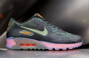 "Nike Air Max 90 Ice ""Dark Green"" (Photos)"