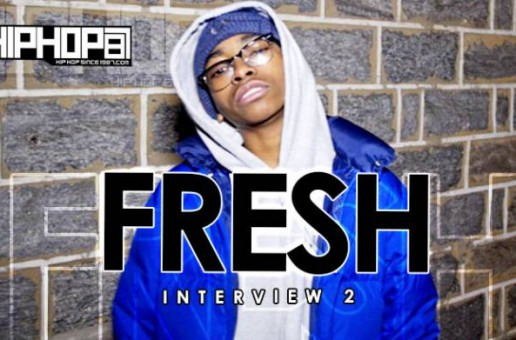 Fresh Talks Debut Mixtape 'Dickhead Music Vol. 1′, He Spits A Freestyle & More (Video)