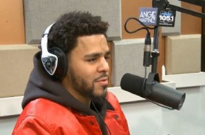 J. Cole's Interview With Angie Martinez on Power 105.1 (Full Video)