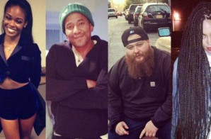 """Q-Tip & Solange Questioned Action Bronson """"Civil Rights Activist"""" & """"You People"""" Tweet To Azealia Banks"""
