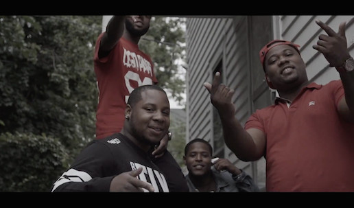 Ray Jr – Same Crew (Video)