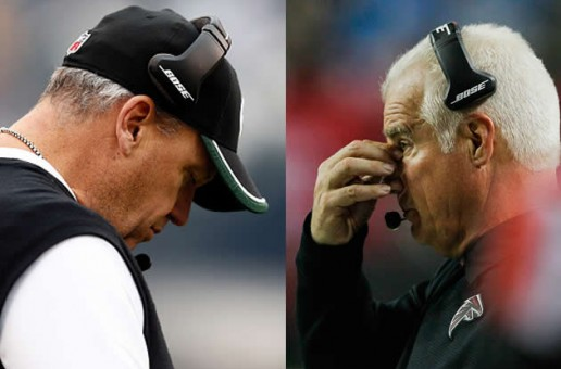 NFL Black Monday: Rex Ryan (Jets), Mike Smith (Falcons), Marc Trestman (Bears) Fired Today