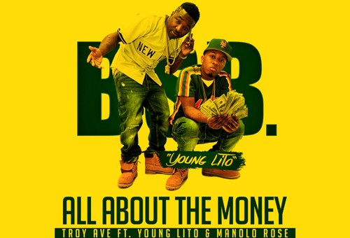 Troy Ave – All About The Money (Ted Smooth Remix)