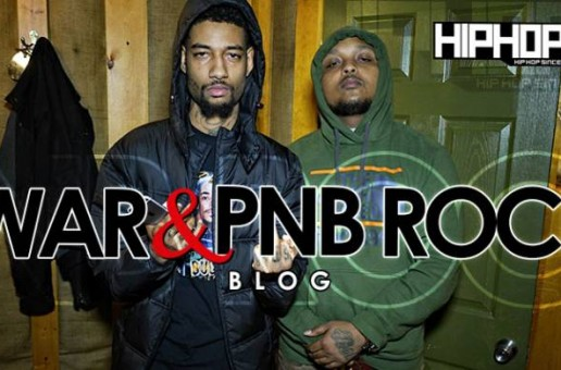 War & PnB Rock HHS1987 Blog