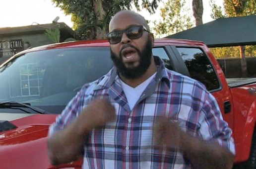 Suge Knight Surrenders To Police After Being Connected To A Fatal Hit & Run In Compton