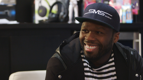 50 Cent Talks SMS Audio, Headphones, Star Wars, & Music Industry Trends For 2015 (Video)