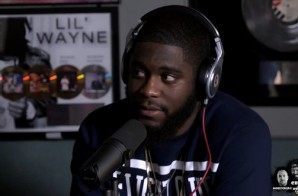 """Big K.R.I.T. Talks """"Cadillactica"""", Racism & More On Ebro In The Morning (Video)"""